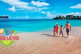 Princess Cruises, Caribe con Sabor Latino